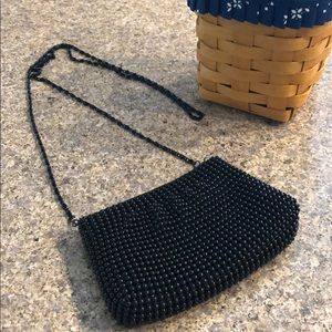 Very Small Black Dressy Purse